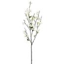 Vickerman FD170501-3 40'' Cherry Blossom Spray-White Pk/3