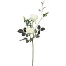 Vickerman FD170701 31'' Rose Spray-White (Pk/3)