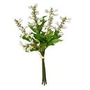 Vickerman FS190111 15'' White Sage Bundle 2/Pk
