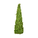 Vickerman FS191026 26'' Green Mini Leaves Cone