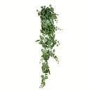 Vickerman FZ192472 6' Green & White Grape Ivy Hanging Bush