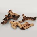 Vickerman H1DFW000 39Lb Natural Petrified Driftwood +/-15Pc