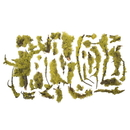 Vickerman H4MOB000 Natural Green Chartreuse Mossy Branches