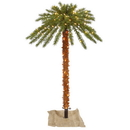 Vickerman K169161 6' Outdoor Palm Tree DuraLit 300CL 67T