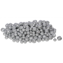 Vickerman L132207 20-25-30MM Silver Glitt Ball 72/Bag