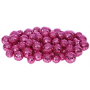 Vickerman L132210 20-25-30MM Magenta Glitt Ball 72/Bag