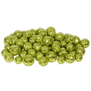 Vickerman L132213 20-25-30MM Lime Glitt Ball 72/Bag