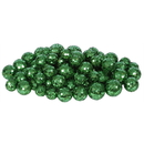 Vickerman L132224 20-25-30MM Emerald Glitt Ball 72/Bag