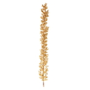 Vickerman L180808 6' Gold Glitter Berry Garland Outdoor