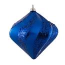 Vickerman M133202 6'' Blue Candy Glitter Swirl Diamond