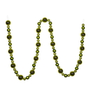 Vickerman N181773 9' Lime Assorted Ball Garland