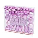 Vickerman N512509 125Pc Pretty in Pink Ornament Set