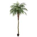 Vickerman TB180399 9' Potted Pheonix Palm Tree 1144Lvs