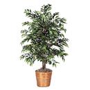 Vickerman TBU1440 4' Green Smilax Bush