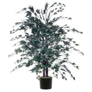 Vickerman TBU1640-06 4' Silver Maple Bush
