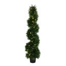 Vickerman TP170548LED 4' Cedar Spiral UV 70WW LED