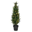 Vickerman TP170636LED 3' Cedar Tree UV 50WW LED