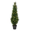 Vickerman TP170648LED 4' Cedar Tree UV 70WW LED