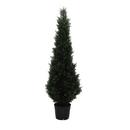 Vickerman TP170660 5' Potted Cedar Tree (UV)