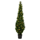 Vickerman TP170672LED 6' Cedar Tree UV 140WW LED