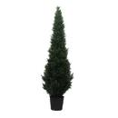 Vickerman TP170684 7' Potted Cedar Tree (UV)