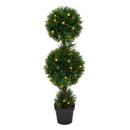 Vickerman TP170836LED 3' Cedar Double Ball UV 70WW LED