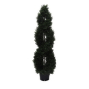 Vickerman TP171060 5' Cedar Double Spiral (UV)