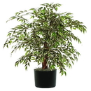 Vickerman TXX1340-06 4' Variegated Smilax Extra Full