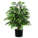 Vickerman TXX1440-06 4' Green Smilax Extra Full