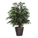 Vickerman TXX1440 4' Green Smilax Extra Full