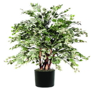 Vickerman TXX1640-06 4' Silver Maple Extra Full