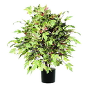 Vickerman TXX1740-06 4' Frosted Maple Extra Full