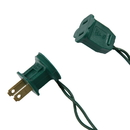 Vickerman V472321 C9 25'x25 Socket Ec 18gaWW Fused Plug