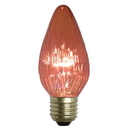 Vickerman V484048 Amber Flame Med Base 130V 40 Watt Bulbs