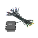 Vickerman X16G235 35Lt BO Multi/Gw LED Outdoor Timer Set