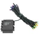 Vickerman X16G250 50Lt BO Multi/Gw LED Outdoor Timer Set