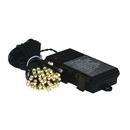 Vickerman X16G251 50Lt BO WmWht/Gw LED Outdoor Timer Set