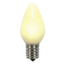 Vickerman XLED5S71 C7 Warm White Ceramic LED Bulbs 5 Pack
