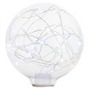 Vickerman XLEDG95RGB 25Lt RGB Clear G95 Fairy Lt Bulb E26