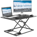 VIVO DESK-V000I Single Top Height Adjustable 31
