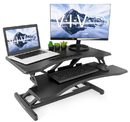 VIVO Height Adjustable Standing Desk Monitor Riser 30