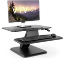 VIVO DESK-V001G Height Adjustable Standing Desk Gas Spring Riser 25