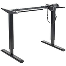 VIVO DESK-V101EB Black Electric Stand Up Desk Frame, Single Motor Standing Adjustable Base
