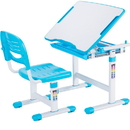 VIVO Height Adjustable Childrens Desk & Chair Kids Interactive Work Station
