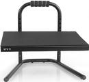 VIVO STAND-FT01 Black Ergonomic Height Adjustable Standing Foot Rest Relief Platform