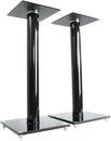 VIVO Universal Floor Speaker Stands for Surround Sound & Book Shelf Speakers