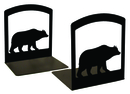 Village Wrought Iron BE-14 Bear - Book Ends