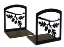 Village Wrought Iron BE-93 Acorn - Book Ends