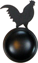 Village Wrought Iron DKP-1 Rooster - Door Knob
