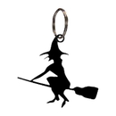 Village Wrought Iron KC-26 Witch - Key Chain